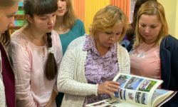 Студенты направления подготовки «Социальная работа» посетили первую презентацию книги «Донецк: открою город заново»