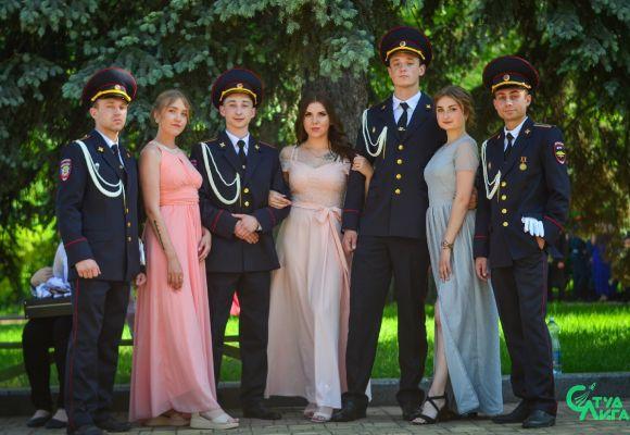 Студенты Академии приняли участие в Республиканском бале будущих офицеров