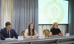 Организационное собрание студенческого совета факультета ПМиМ с первокурсниками