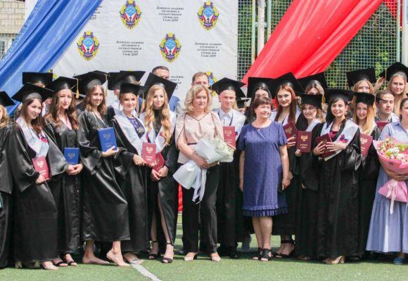 Виват, выпускники Академии-2021!