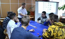 Студенческий совет финансово-экономического факультета провел мероприятие под названием «Casino Four Dragons»
