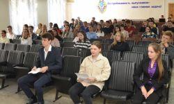 Организационное собрание студенческого совета СУИМБ с первокурсниками