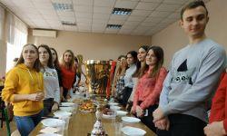 Дебют – самый яркий и значимый праздник в жизни студентов-первокурсников
