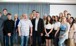 Отчётно-выборная конференция студенческого совета факультета стратегического управления и международного бизнеса