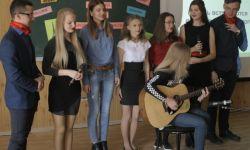 Кафедра иностранных языков провела традиционный праздник знакомства «Welcome» для студентов 1 курса