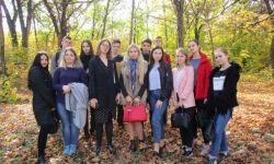 Студенты кафедры инновационного менеджмента и управления проектами посетили музей пожарно-спасательного дела МЧС ДНР