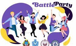 В Академии прошла викторина «Battle Party» совместно со студенческим советом факультета ЮиСТ