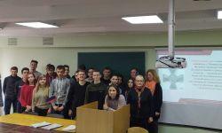 День Георгиевской ленты на кафедре информационных технологий