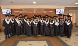 В Академии торжественно вручили дипломы выпускникам магистерской программы «Государственная и муниципальная служба»