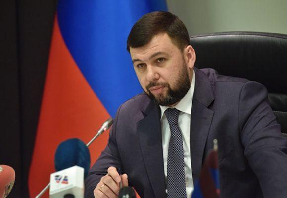 Глава ДНР внес изменения в Указ о режиме повышенной готовности