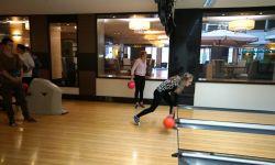 Ежегодное соревнование по боулингу среди первокурсников Академии