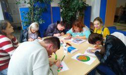 Студенты Академии приняли участие в тренинге «Основы волонтерской деятельности» в рамках проекта «Диалог поколений»
